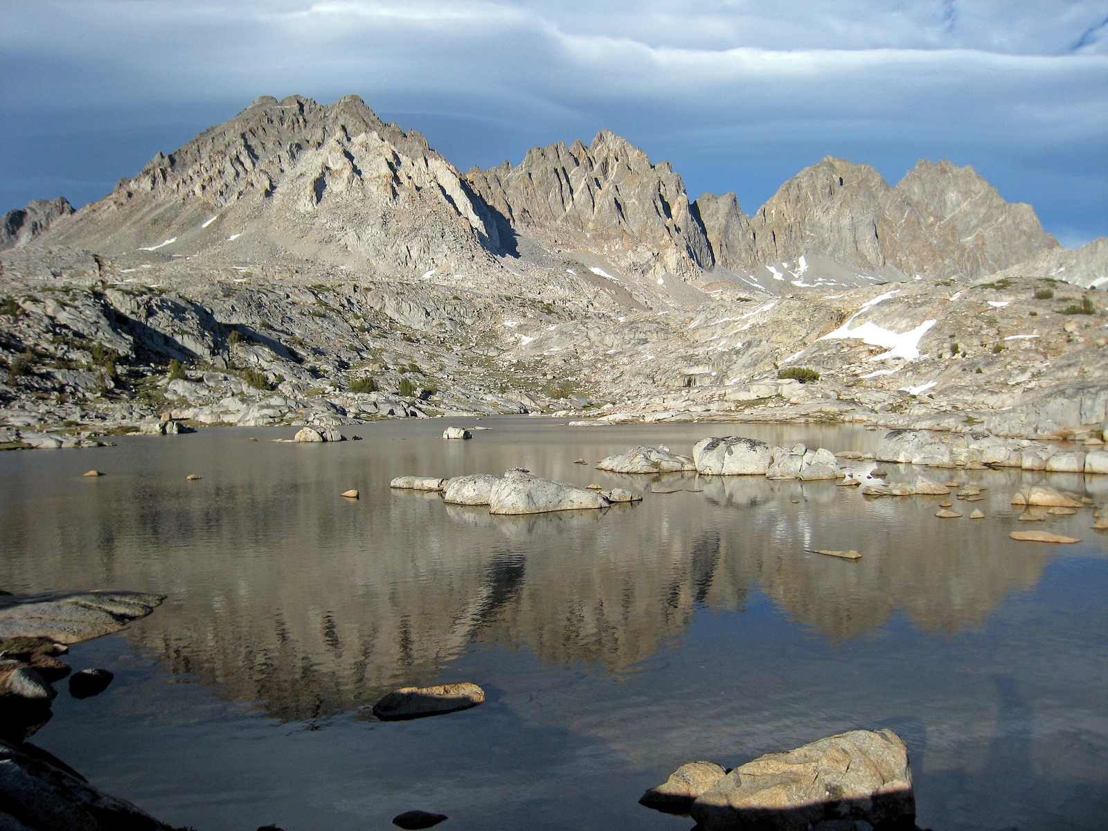 Dusy Basin, Kings Canyon National Park, California