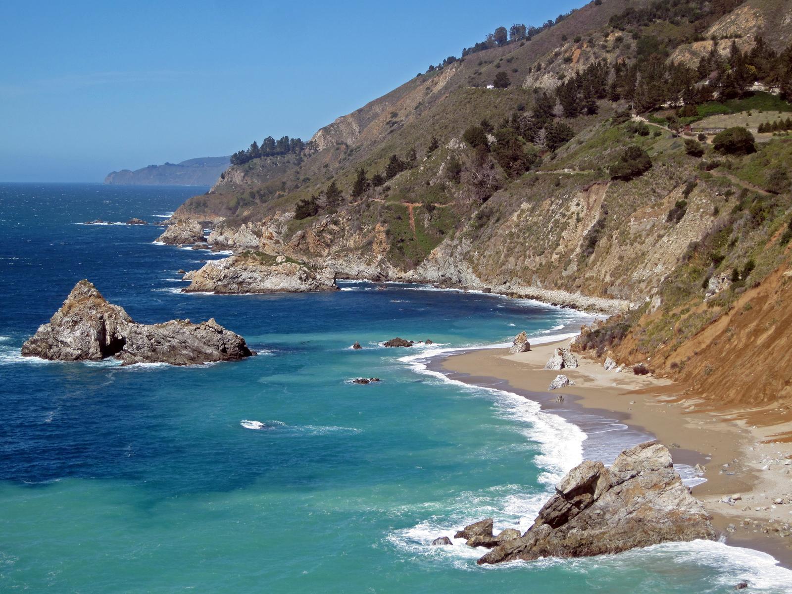 Big Sur coast, California