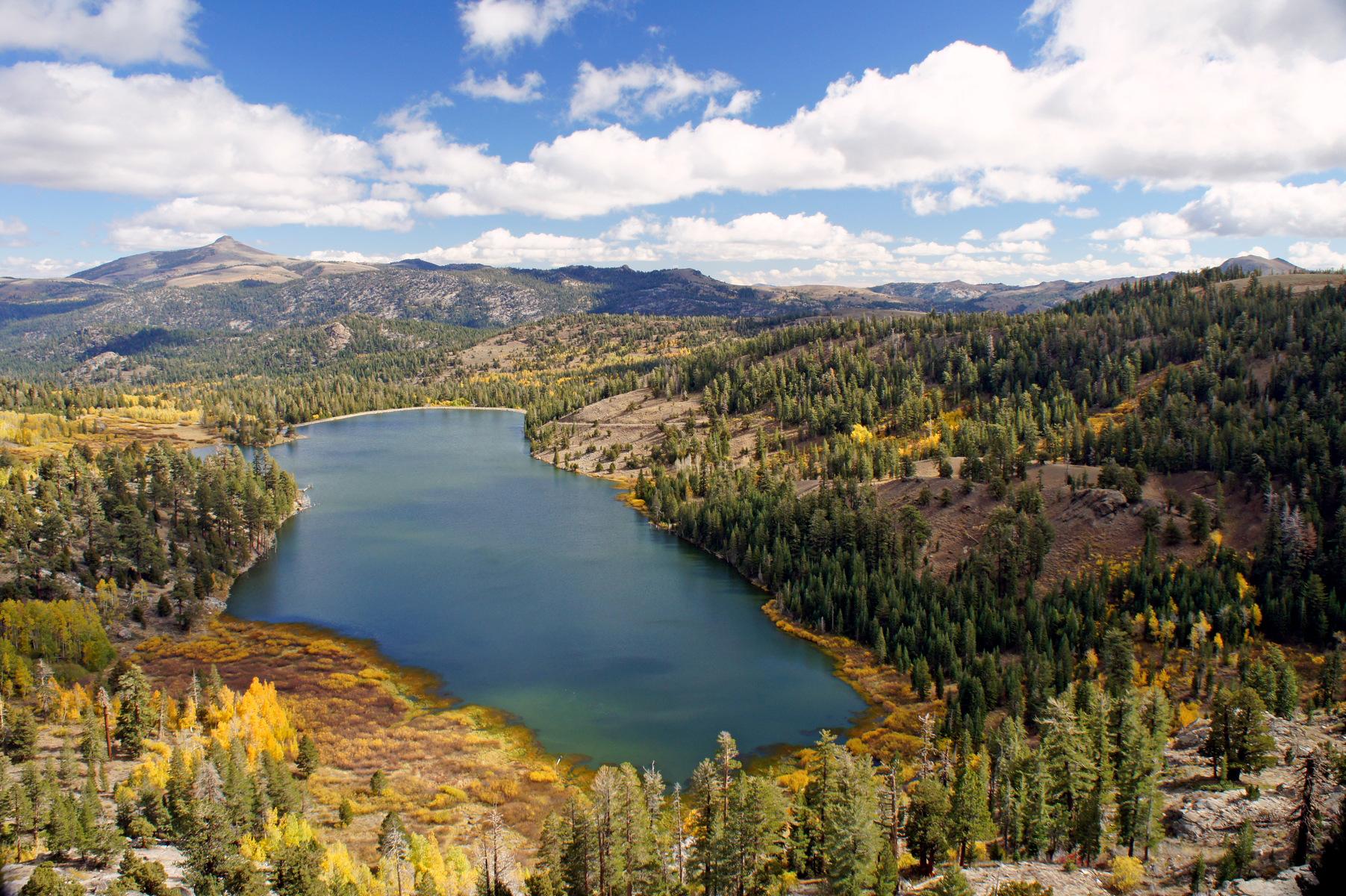 Carson Pass, California