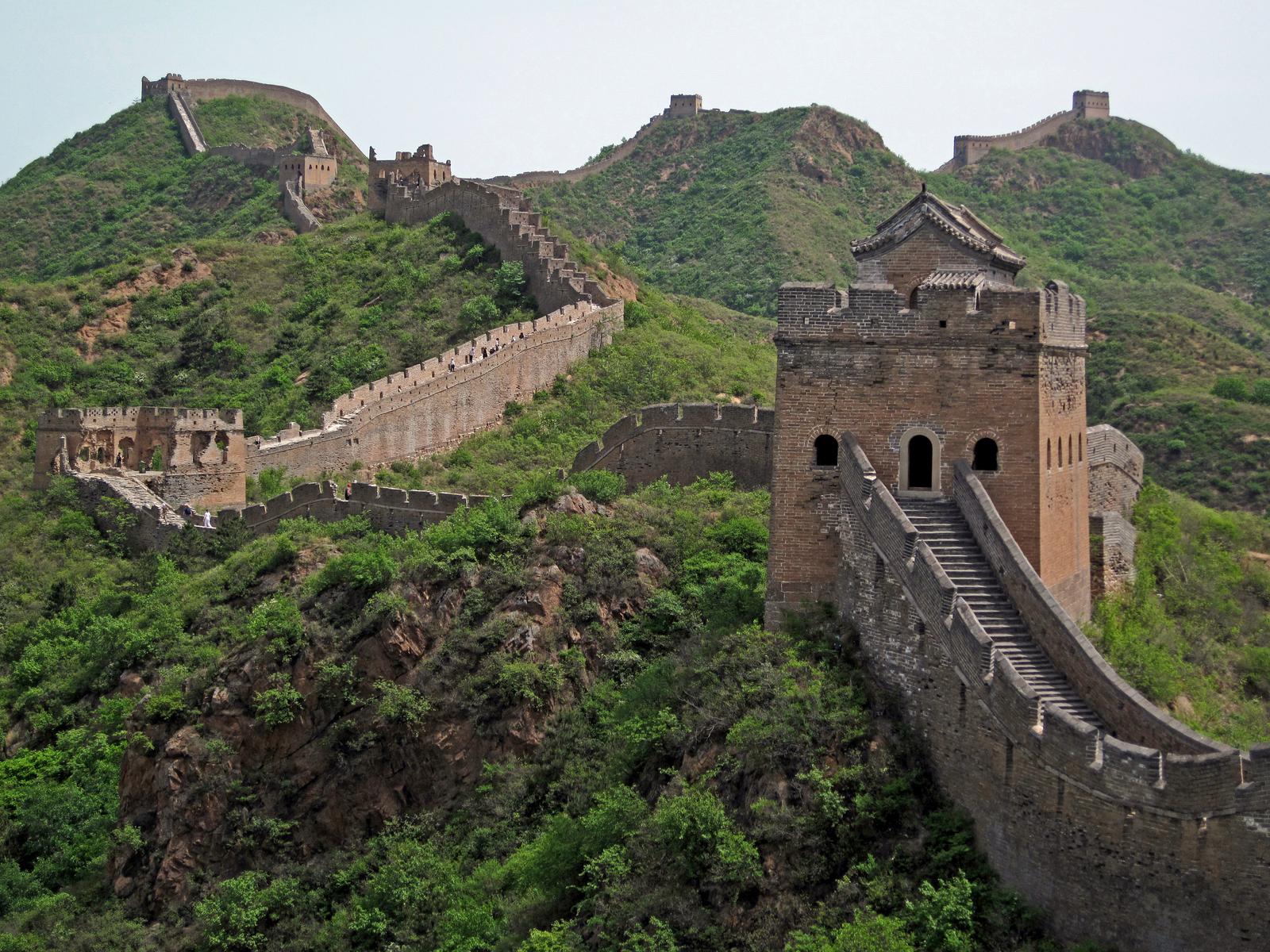 Simatai, Northern China
