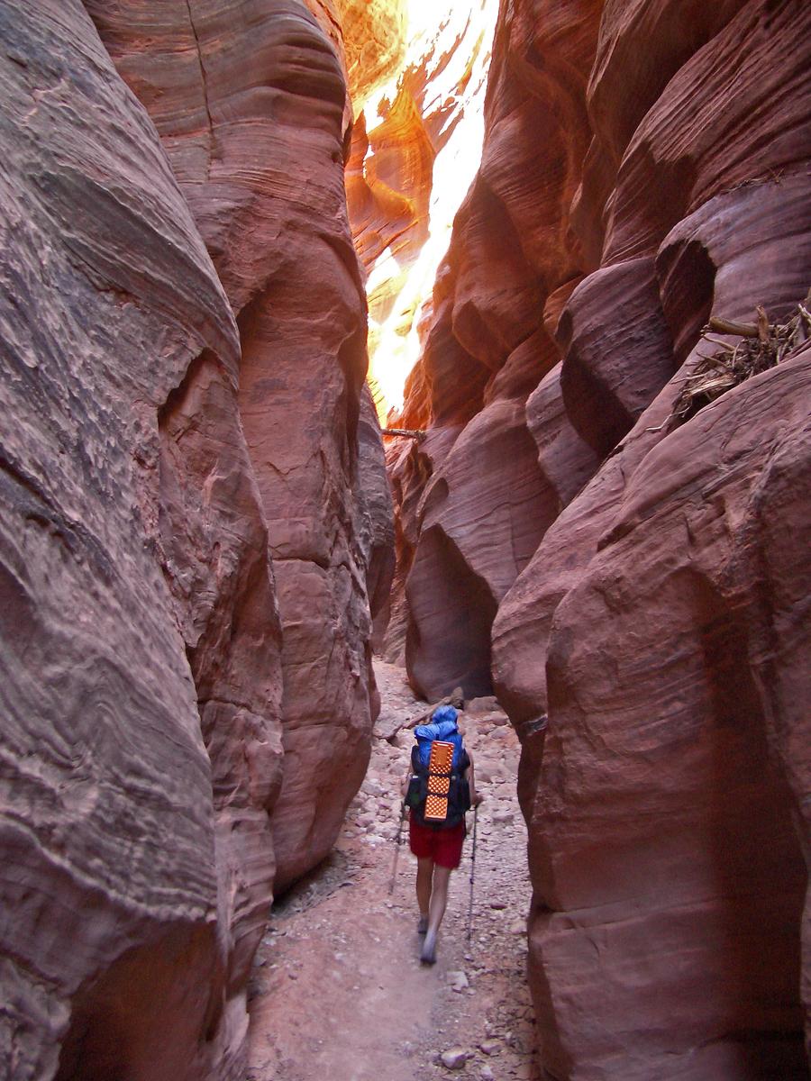 Buckskin Gulch, Paria Canyon
